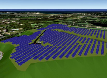 Our patented solar racking and ballast, solutions for landfill slopes and surfaces from Landfill Solar.